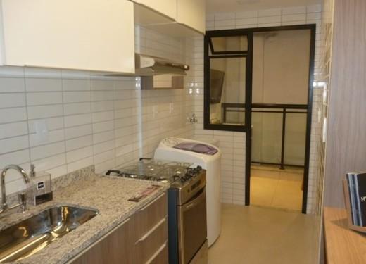 Cozinha - Apartamento 3 quartos à venda Tijuca, Rio de Janeiro - R$ 686.600 - II-8805-17865 - 8