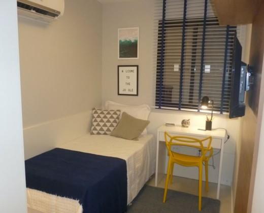 Dormitorio - Apartamento 3 quartos à venda Tijuca, Rio de Janeiro - R$ 686.600 - II-8805-17865 - 10