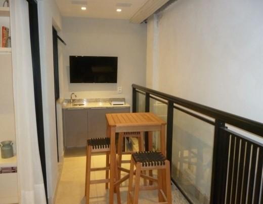 Varanda - Apartamento 3 quartos à venda Tijuca, Rio de Janeiro - R$ 686.600 - II-8805-17865 - 12