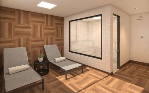 Sauna - Apartamento 3 quartos à venda Tijuca, Rio de Janeiro - R$ 686.600 - II-8805-17865 - 16