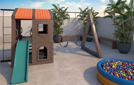 Playground - Apartamento 3 quartos à venda Tijuca, Rio de Janeiro - R$ 686.600 - II-8805-17865 - 18