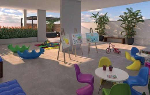 Playground - Apartamento 3 quartos à venda Tijuca, Rio de Janeiro - R$ 686.600 - II-8805-17865 - 19