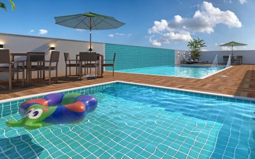 Piscina - Apartamento 3 quartos à venda Tijuca, Rio de Janeiro - R$ 686.600 - II-8805-17865 - 21
