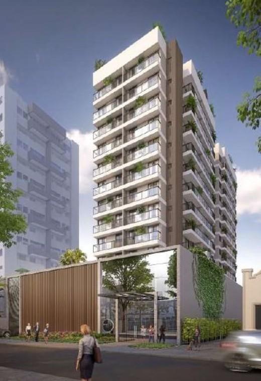 Fachada - Apartamento 3 quartos à venda Tijuca, Rio de Janeiro - R$ 686.600 - II-8805-17865 - 1