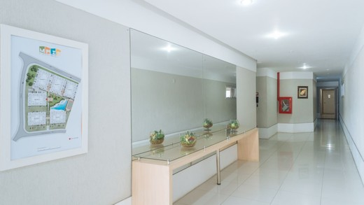 Hall - Fachada - Completto Residencial - 202 - 2
