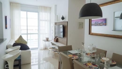 Living - Fachada - Completto Residencial - 202 - 3