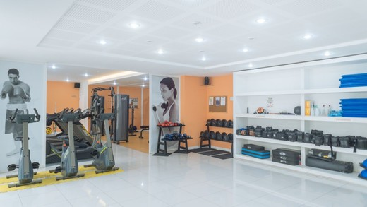 Fitness - Fachada - Completto Residencial - 202 - 6