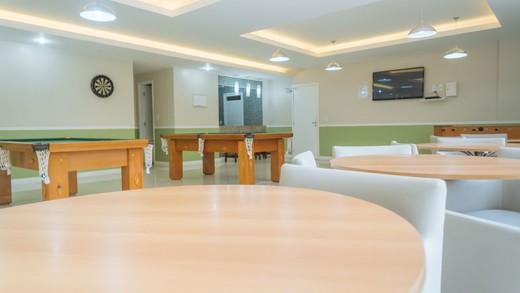 Salao de festas - Fachada - Completto Residencial - 202 - 7