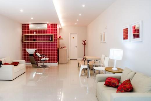 Salao de beleza - Fachada - Completto Residencial - 202 - 11