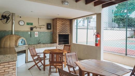 Churrasqueira - Fachada - Completto Residencial - 202 - 14