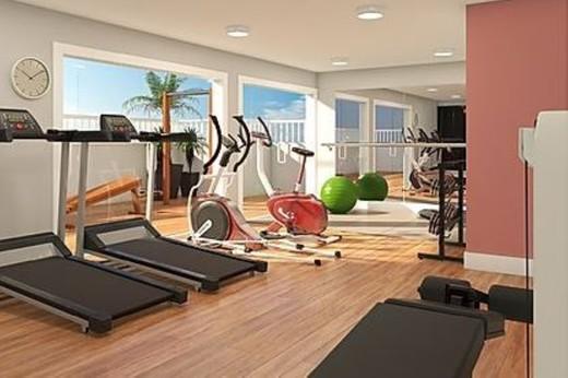 Fitness - Fachada - Residencial Solare - 205 - 3