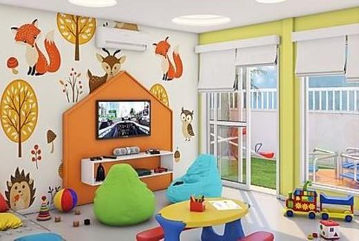 Espaco kids - Fachada - Residencial Solare - 205 - 5