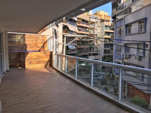 Varanda - Apartamento 2 quartos à venda Lagoa, Rio de Janeiro - R$ 1.800.000 - II-8997-18100 - 11