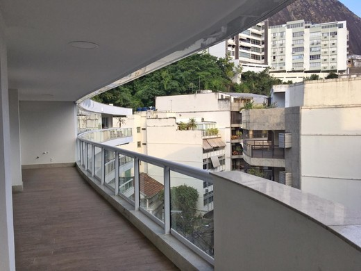 Varanda - Apartamento 2 quartos à venda Lagoa, Rio de Janeiro - R$ 1.800.000 - II-8997-18100 - 12