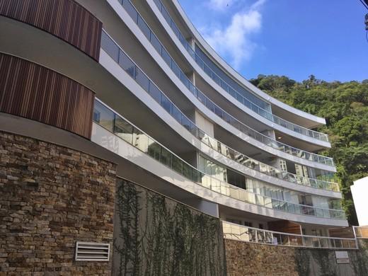 Fachada - Apartamento 2 quartos à venda Lagoa, Rio de Janeiro - R$ 1.800.000 - II-8997-18100 - 1