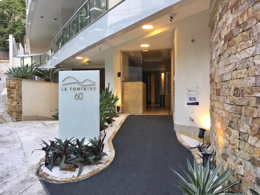 Portaria - Apartamento 2 quartos à venda Lagoa, Rio de Janeiro - R$ 1.800.000 - II-8997-18100 - 4