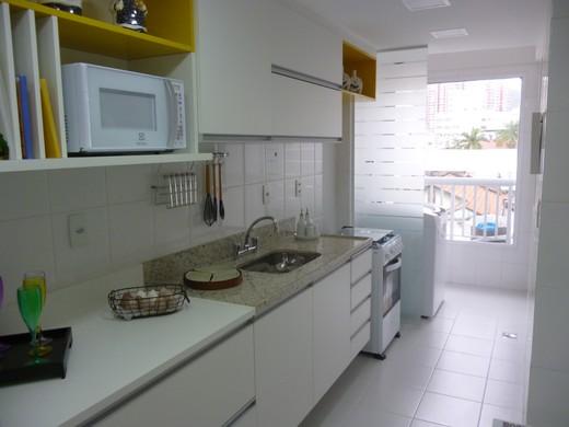 Cozinha - Fachada - Expand Residences - 255 - 5