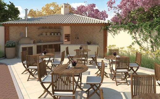 Churrasqueira - Fachada - Expand Residences - 255 - 13