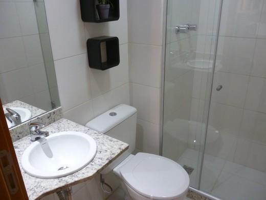 Banheiro - Fachada - Maggiore Residenziale - 163 - 10