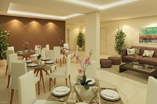 Salao de festas - Fachada - Magistralle Residencial - 1430 - 4