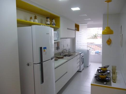 Cozinha - Fachada - Expand Residences - 255 - 4