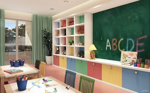 Brinquedoteca - Fachada - Expand Residences - 255 - 16