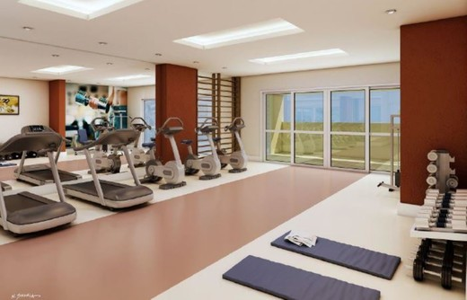 Fitness - Fachada - Magistralle Residencial - 1430 - 3