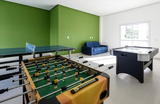 Salao de jogos - Fachada - Maggiore Residenziale - 163 - 15