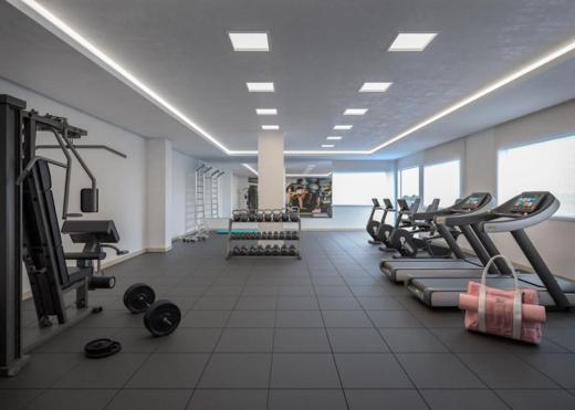 Fitness - Fachada - Grand Reserva Paulista - Spazio Ibirapuera - 708 - 3