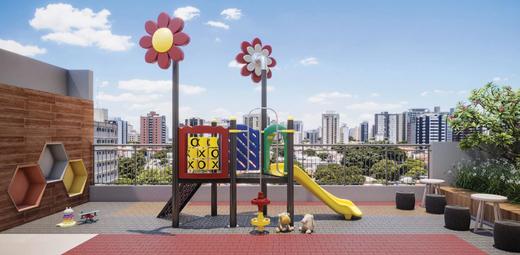 Playground - Apartamento à venda Alameda dos Arapanés,Ibirapuera, São Paulo - R$ 1.007.900 - II-9123-18254 - 15