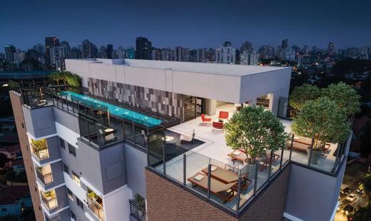 Aerea - Apartamento à venda Alameda dos Arapanés,Ibirapuera, São Paulo - R$ 1.007.900 - II-9123-18254 - 20