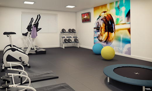Fitness - Fachada - Spazio Roosevelt - 1436 - 3
