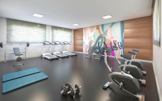 Fitness - Fachada - Riviera Carioca - 267 - 5