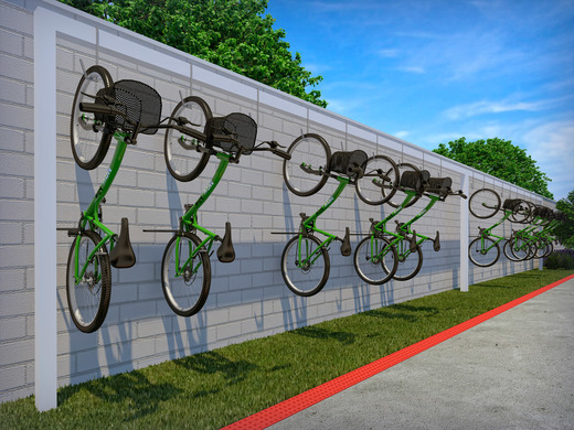 Bicicleatario - Fachada - Rio Jazz - 1437 - 6