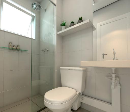 Banheiro - Fachada - Ritmos Cariocas - Rio Rock - 265 - 5