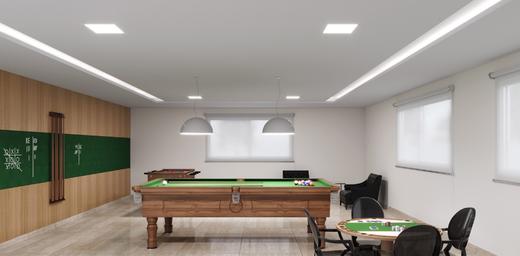 Sala de jogos - Fachada - Residencial Amaro - 164 - 4