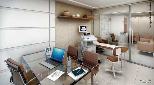Exemplo sala - Sala Comercial 21m² à venda Campo Grande, Rio de Janeiro - R$ 136.000 - II-9236-18395 - 5