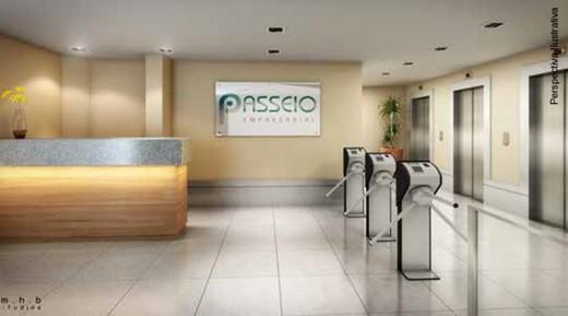 Hall - Sala Comercial 21m² à venda Campo Grande, Rio de Janeiro - R$ 136.000 - II-9236-18395 - 4