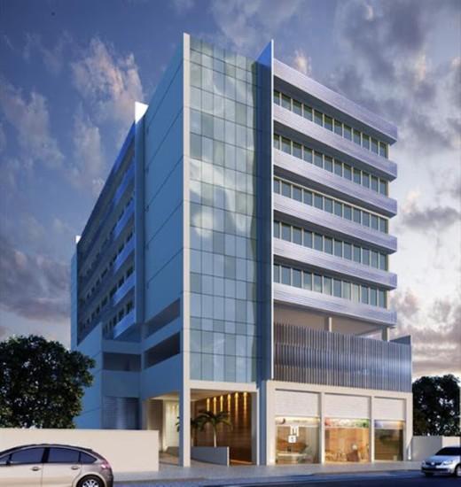 Fachada - Sala Comercial 21m² à venda Campo Grande, Rio de Janeiro - R$ 136.000 - II-9236-18395 - 1