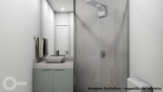 Banheiro - Apartamento à venda Alameda Franca,Jardim América, São Paulo - R$ 561.000 - II-7073-15841 - 1