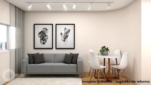 Living - Apartamento à venda Alameda Franca,Jardim América, São Paulo - R$ 561.000 - II-7073-15841 - 5