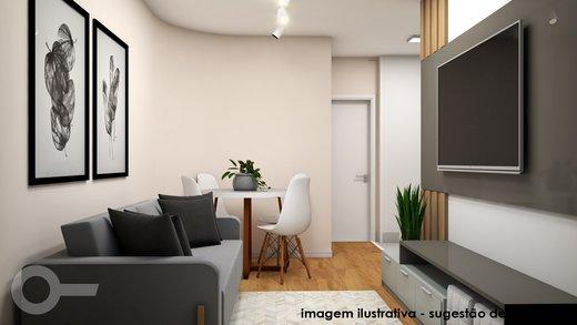 Living - Apartamento à venda Alameda Franca,Jardim América, São Paulo - R$ 561.000 - II-7073-15841 - 6