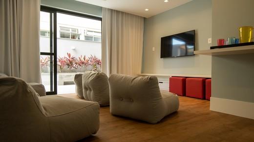 Sala cinema - Apartamento 2 quartos à venda Vila Isabel, Rio de Janeiro - R$ 475.000 - II-9367-18537 - 5