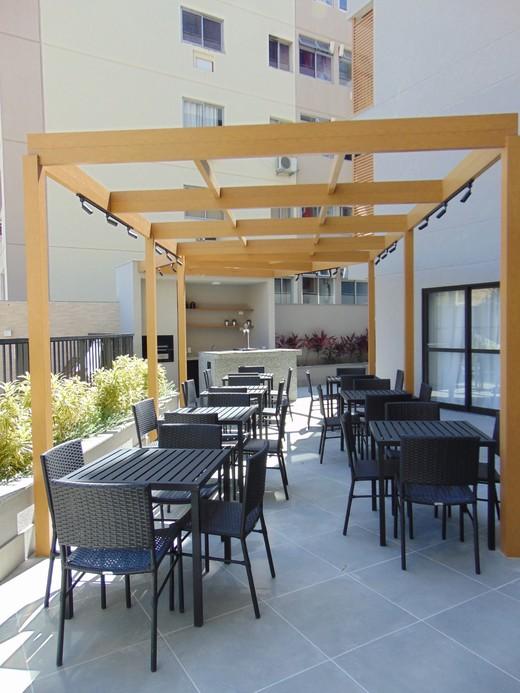 Espaco gourmet - Apartamento 2 quartos à venda Vila Isabel, Rio de Janeiro - R$ 475.000 - II-9367-18537 - 7