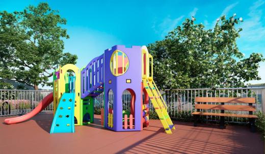 Playground - Fachada - Flor de Laranjeira - 1454 - 7