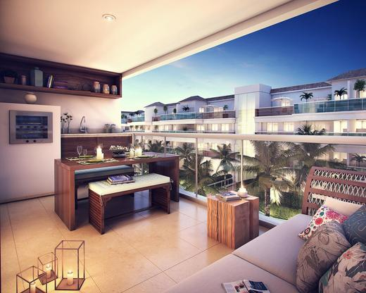 Varanda - Cobertura 3 quartos à venda Rio de Janeiro,RJ - R$ 949.000 - II-9369-18543 - 10