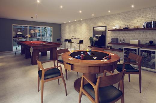 Sala de jogos - Cobertura 3 quartos à venda Rio de Janeiro,RJ - R$ 949.000 - II-9369-18543 - 18