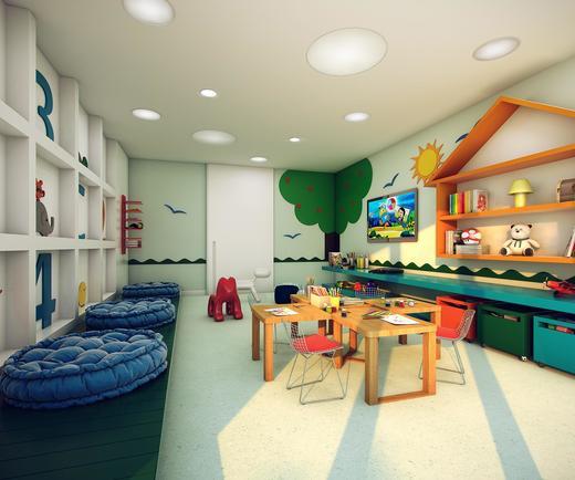 Espaco kids - Cobertura 3 quartos à venda Recreio dos Bandeirantes, Rio de Janeiro - R$ 949.000 - II-9369-18543 - 20