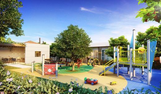 Playground - Cobertura 3 quartos à venda Recreio dos Bandeirantes, Rio de Janeiro - R$ 949.000 - II-9369-18543 - 24