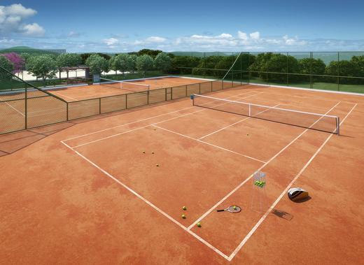 Quadra tenis - Cobertura 3 quartos à venda Recreio dos Bandeirantes, Rio de Janeiro - R$ 949.000 - II-9369-18543 - 30